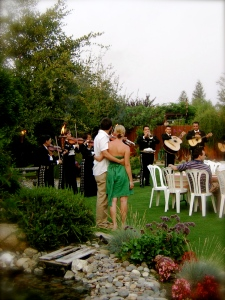 yes, this is a real mariachi band!