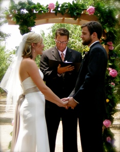 the sweetest ceremony ever